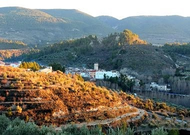 Vista de Benilloba.