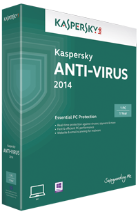 download Kaspersky AntiVirus 2014
