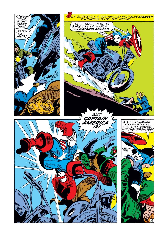 Captain America (1968) Issue #128 #42 - English 16
