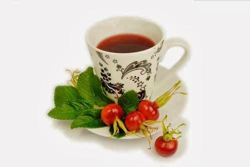 Чай из ягод шиповника рецепт