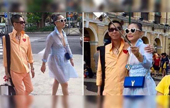 Wanita berpakaian nipis sampai dedah aset cetus kontroversi