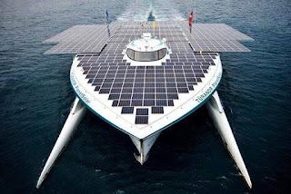 الطاقة الشمسية, تكنولوجيا الكهرباء, جديد التكنولوجيا, مراكب, أكبر مركب يعمل على الطاقة الشمسية