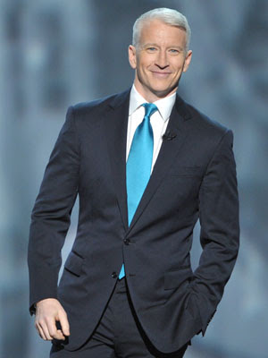 ... he is gay. our editor recommends Anderson Cooper Takes on Rush Limbaugh ...