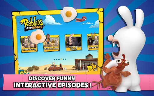 Rabbids Appisodes Full Version Pro Free Download