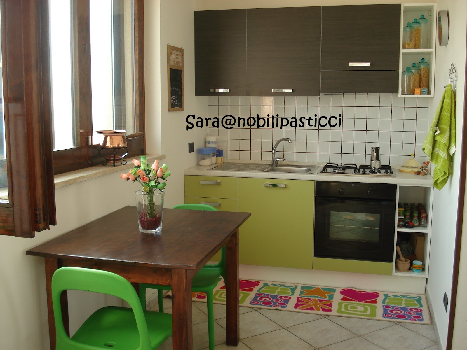 Nobili pasticci la mia cucina - Cucina e pasticci ...