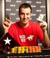 Juan Miguel Tomé estrellas poker tour madrid