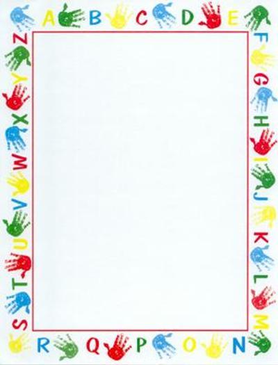 carátulas para trabajos infantiles - bordes decorativos para niños - bordes para decorar todo tipo de trabajos infantiles - portadas para decorar trabajos de niños pequeños, cómo decorar los trabajos de mi hijo de primer grado, imagenes para decorar trabajos infantiles de niños