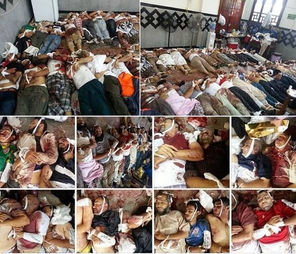 UPDATE MESIR TERKINI : Mesir Jadi Kolam Darah, Jenderal Al Sisi Bantai