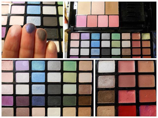Victoria Secret's palette