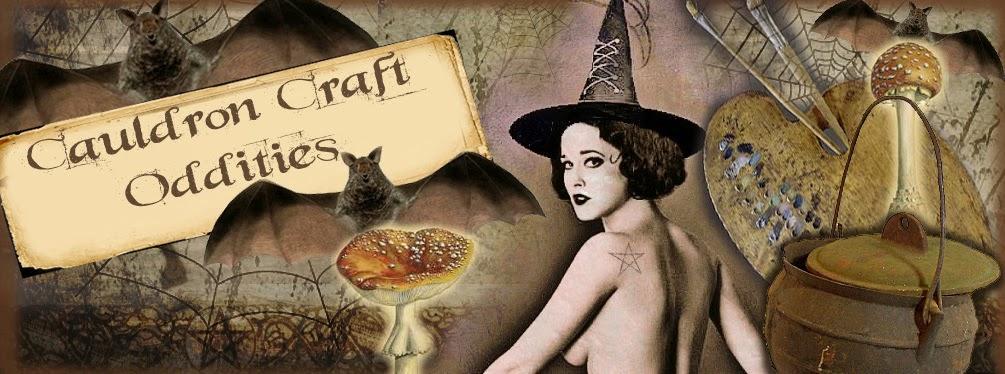 Cauldron Craft Oddities