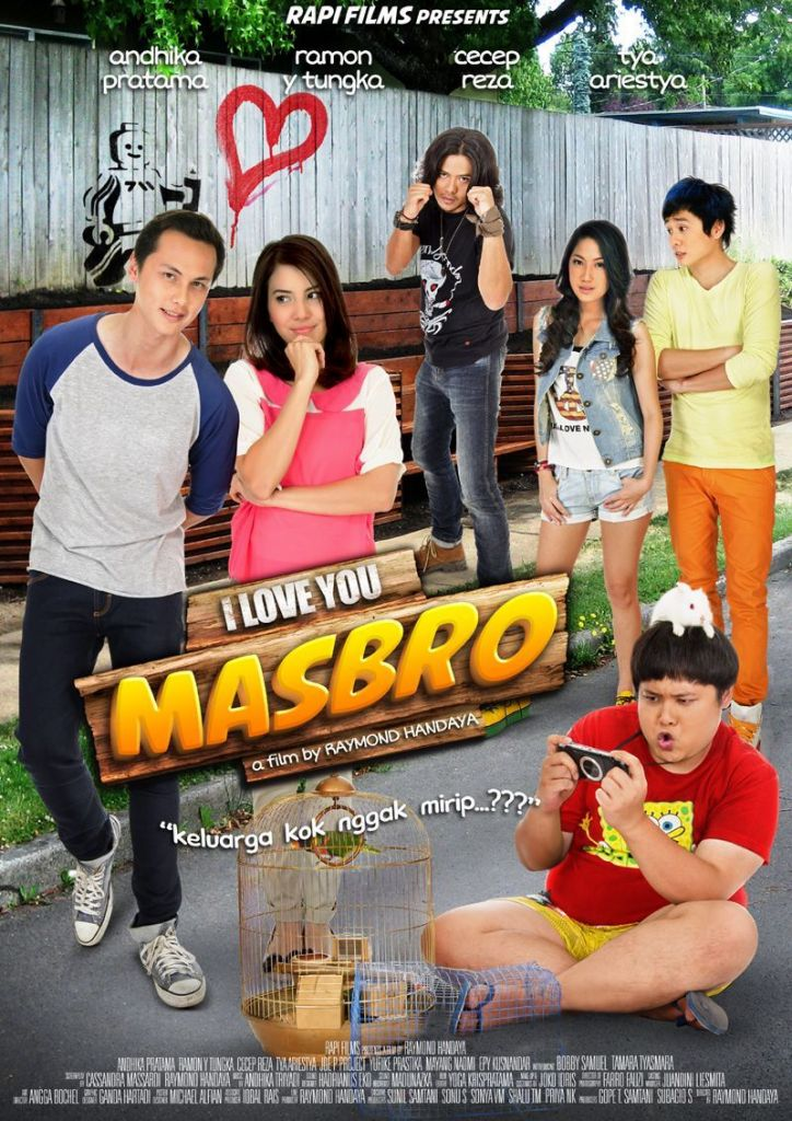 Download Film I Love You Masbro (2012) DVDrip XviD MKV AVI