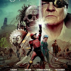 Poster Turbo Kid 2015