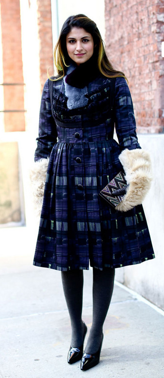 New York Fashion Week Street Style Iii Style Guides
