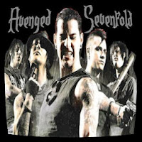 Chord Avenged Sevenfold - Seize The Day