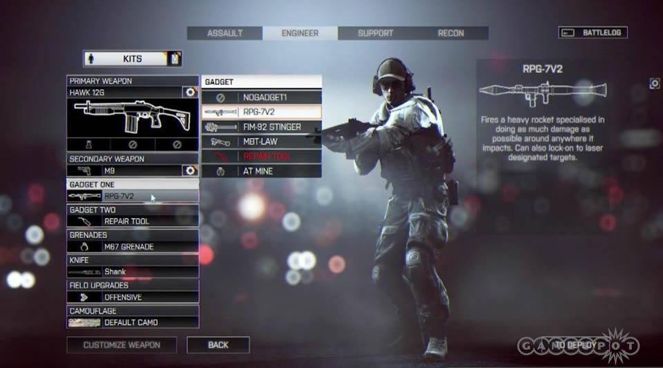 Battlefield 4 - Tudo Sobre Customização de Arma e de Soldado Battlefield-4-menu-options-4