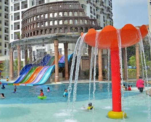 Taman Tema Bayou Lagoon Di Melaka