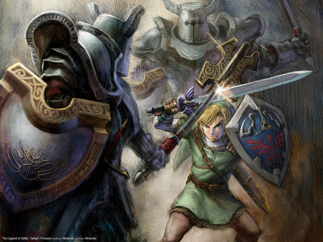 the legend of zelda twilight princess nintendo