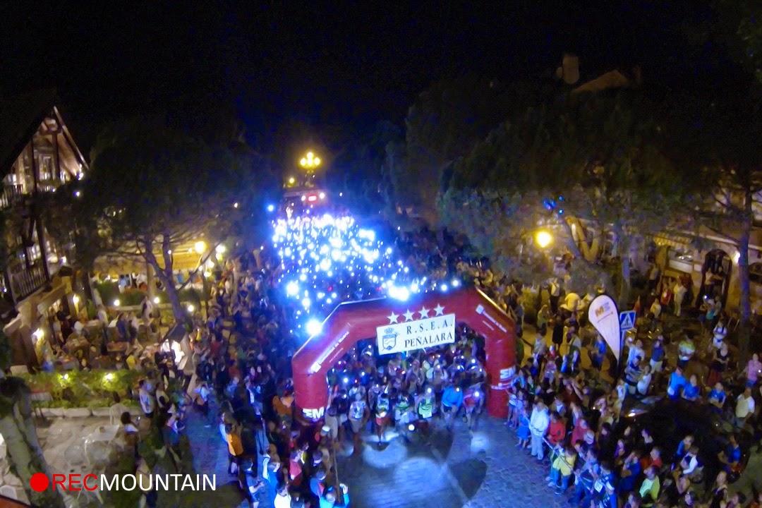 Gran Trail de Peñalara. GTP60. Trail Running Guadarrama