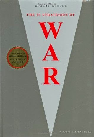 33 strategies of war robert greene