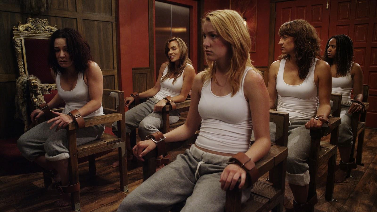 Тюремные девочки 2011 смотреть онлайн 3 фотография
