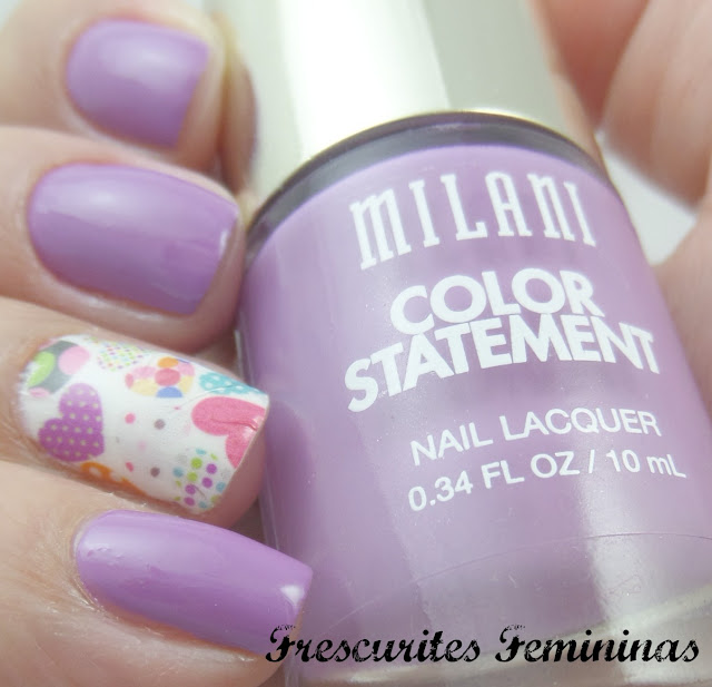 Milani, Imperial, Purple, frescurites, femininas, esmalte, roxo, lilas, color, statement, pelicula, unha,nail