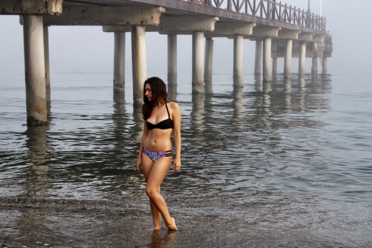 OOTD: Primark bikini