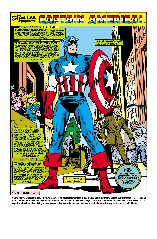 Captain America (1968) Issue #216 #130 - English 2