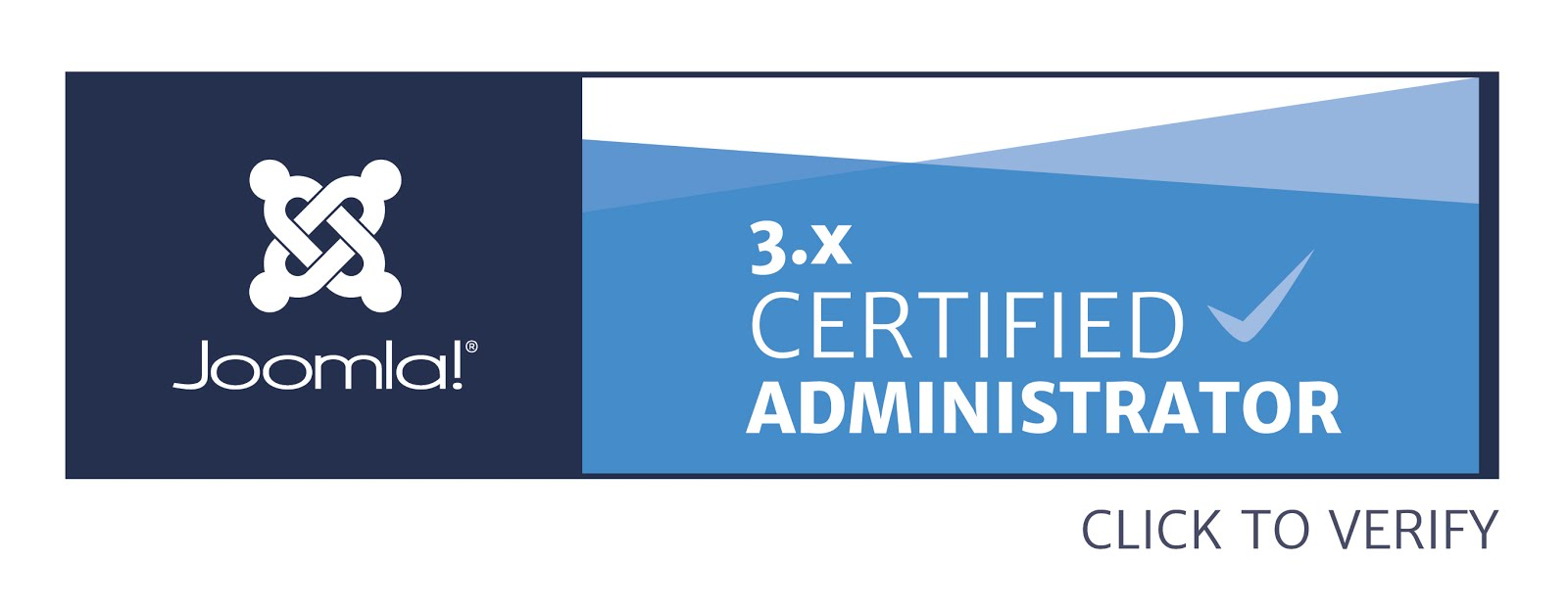 Joomla! 3.x Certified Administrator