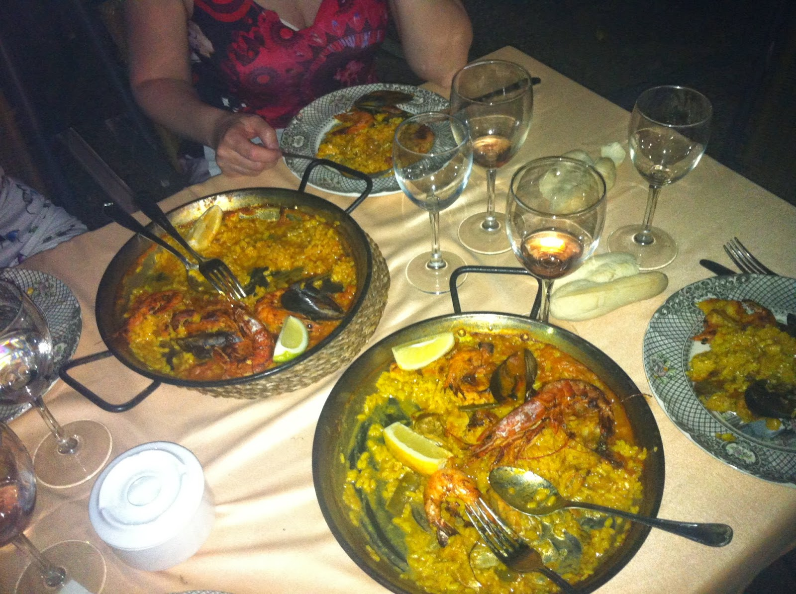 Restaurant la cueva Séville