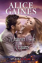<i><b>Author Spotlight </b>Alice Gaines!</i>