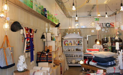 Solid ID shop interiors