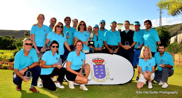 Ryder Cup Canaria de Pitch & Putt 2012