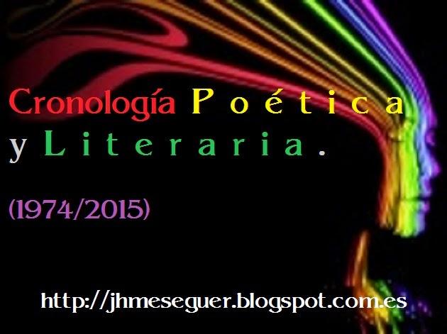 Cronología Poética y Literaria (1974/215)