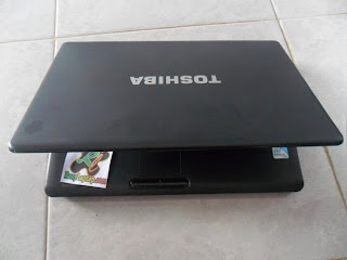 Toshiba Satellite L510 Dual Core T4400