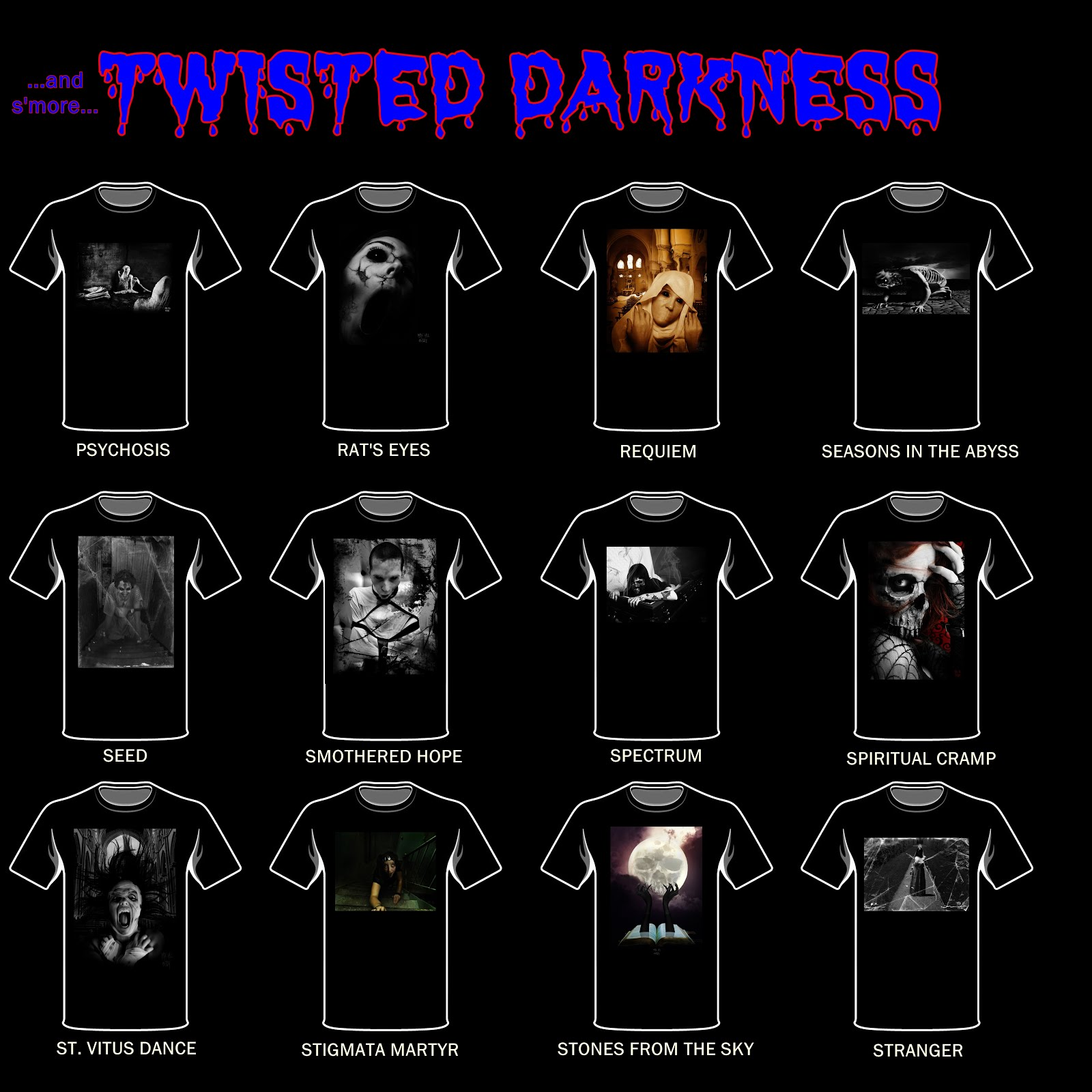Twisted Darkness 4