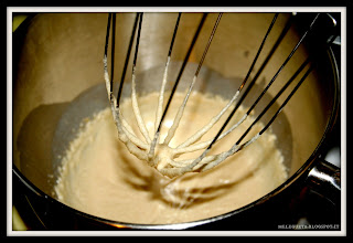 zucchero burro e uovo montati