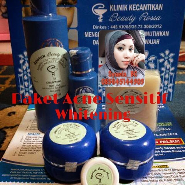 Beauty Rossa Acne Sensitif Whitening I