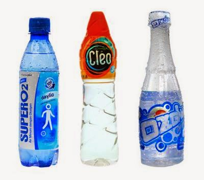 Air isi ulang Nano Spray 2 dan NanoSpray Pertama - Air Minum Oksigen / Air Mineral
