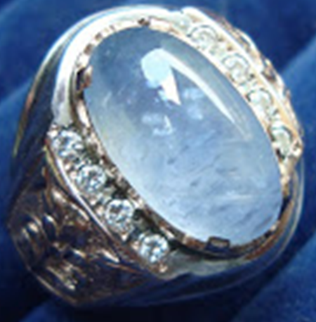 Cincin Nilam Burma Air Kristal