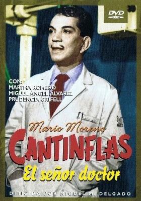 descargar Cantinflas: El Señor Doctor – DVDIRP LATINO