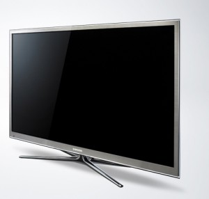 of Samsung LED TV D8000,