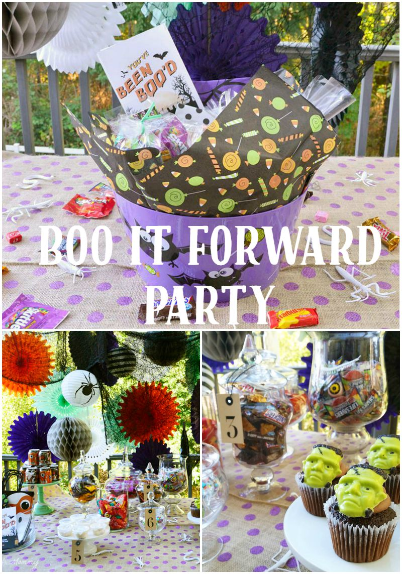 How to host a BOO It Forward Party