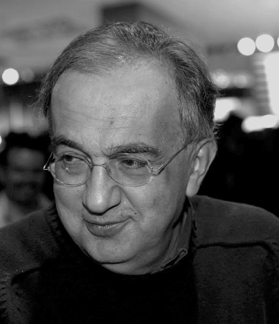 SERGIO MARCHIONNE (1952-2018)