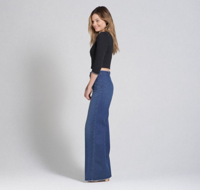 Jeans vista lateral