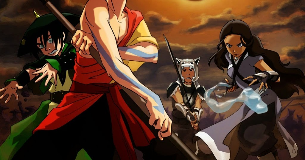 anime & game : Avatar The Legend Of Aang Subtitle