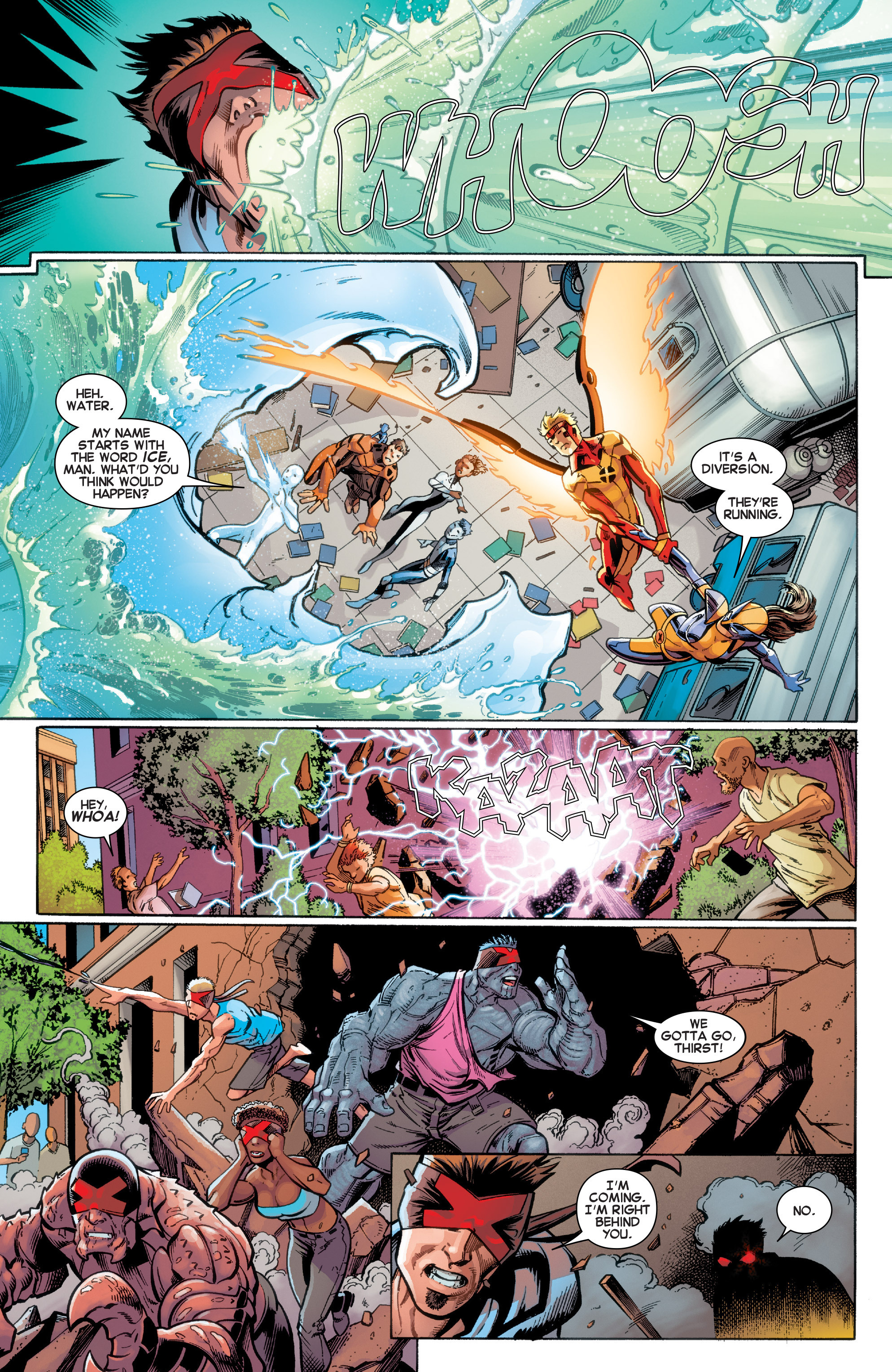 All-New X-Men (2016) Issue #2 #4 - English 4