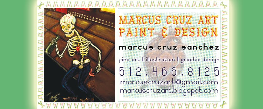 Marcus Cruz Art