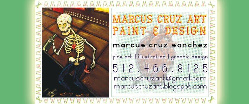 Marcus Cruz Art