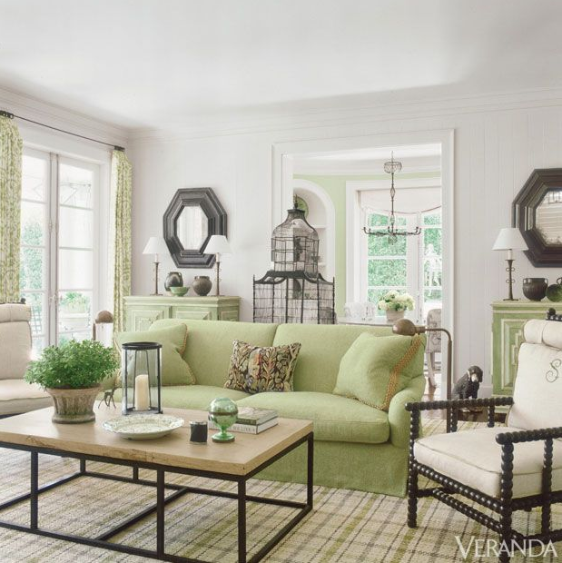 Guilford Green Kitchen Cabinets: Color Changes Everything: 2015 Color Of The Year