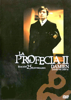 Poster de La Profecía II:La maldición de Damien